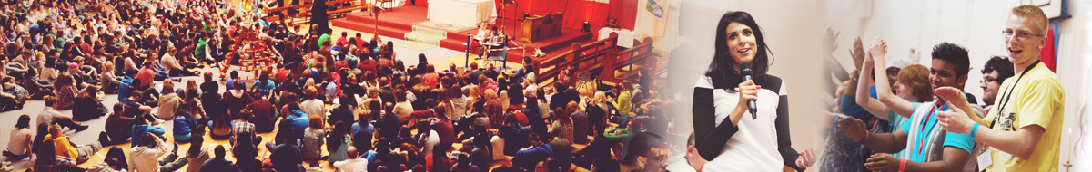 Gospel Reflections – Youth 2000